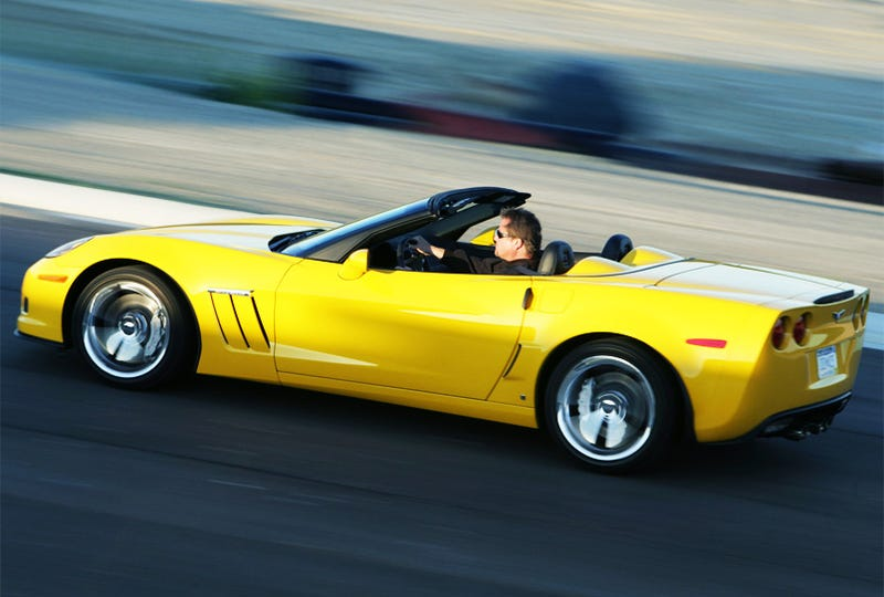 Illustration for article titled 2010 Corvette Grand Sport Pricing Starts At $55,720