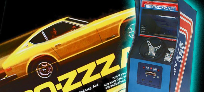 Illustration for article titled Datsun Was The First Car Maker To Officially Brand A Video Game