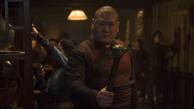 Benedict Wong as Wong in Doctor Strange