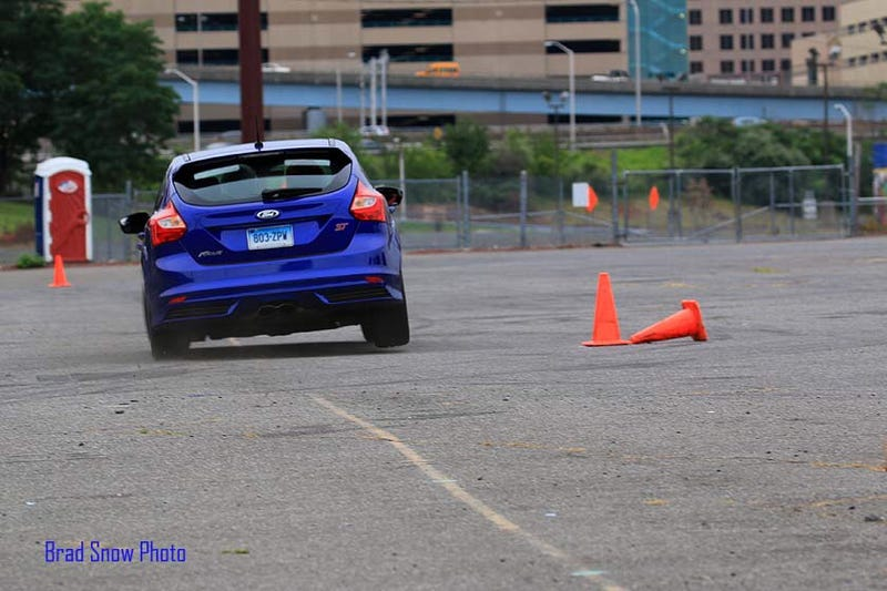Illustration for article titled Autocross pictures from the weekend
