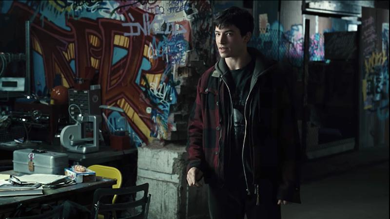 Image: Justice League, Warner Bros.