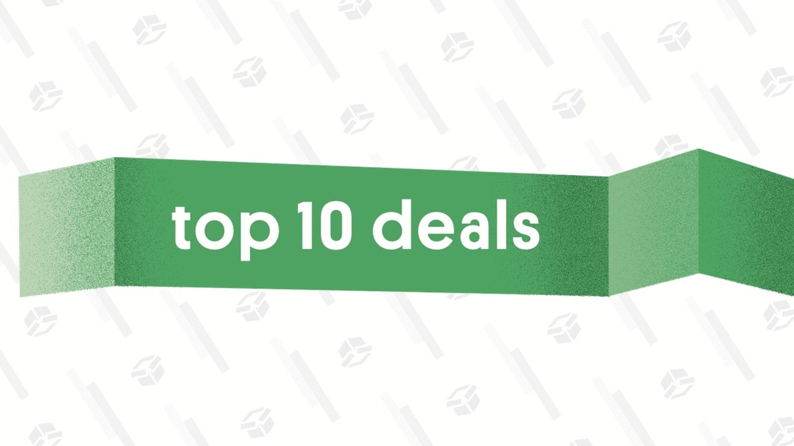 photo image The 10 Best Deals of July 11, 2018