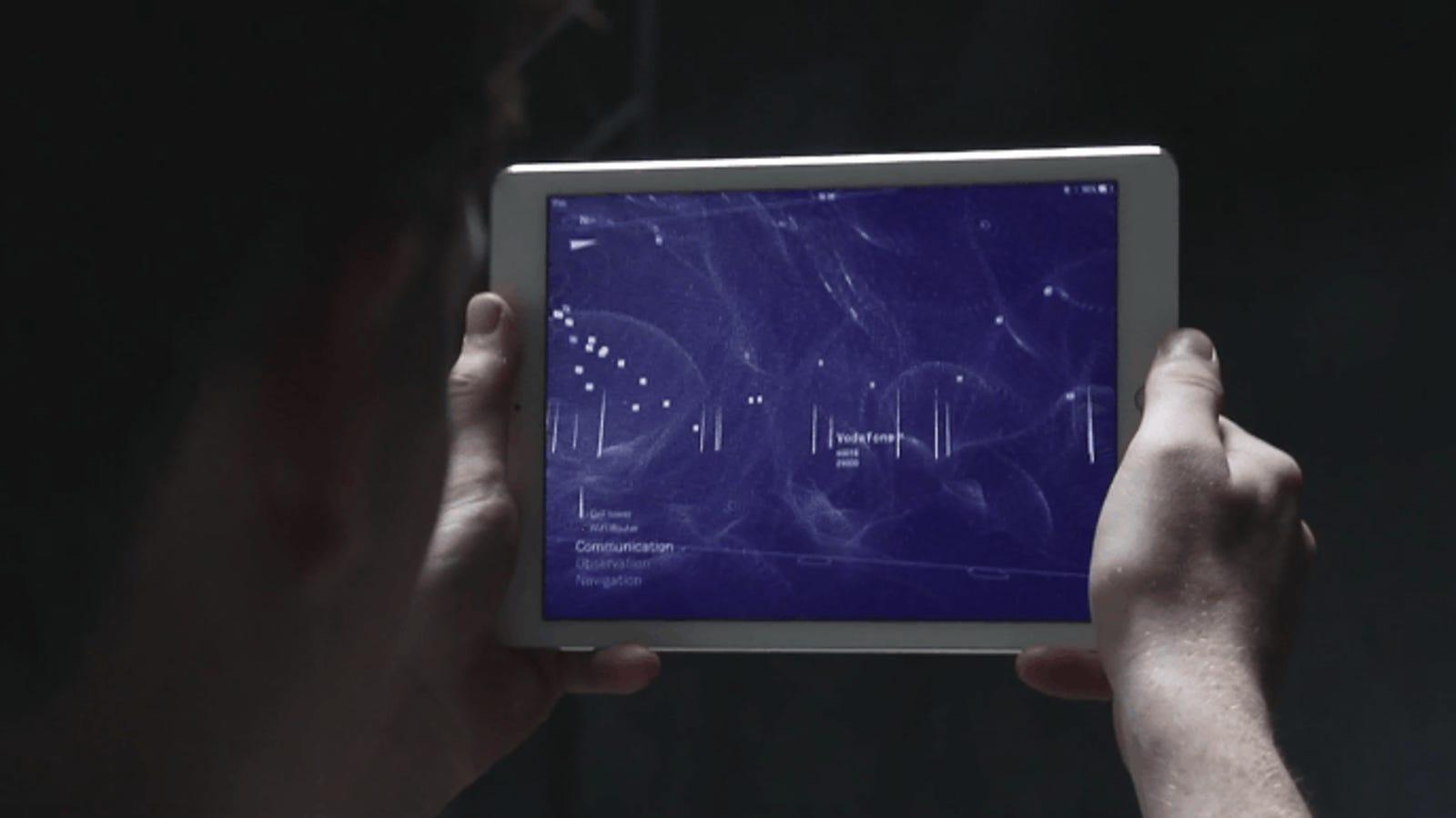 Con esta increíble aplicación podrás ver las redes WiFi y la señal de móvil a tu alrededor