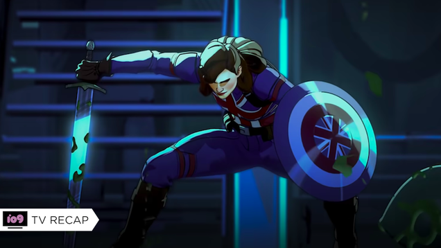 What If s Premiere Turned Peggy Carter Into the First Nazi-Smashing Avenger