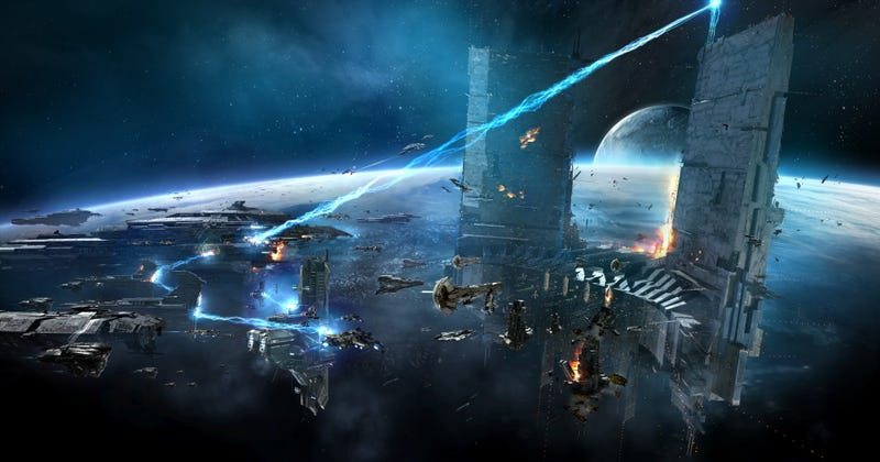 Illustration for article titled Enraged EVE Online Player Offers $75,000 Bounty On Enemy Corporation