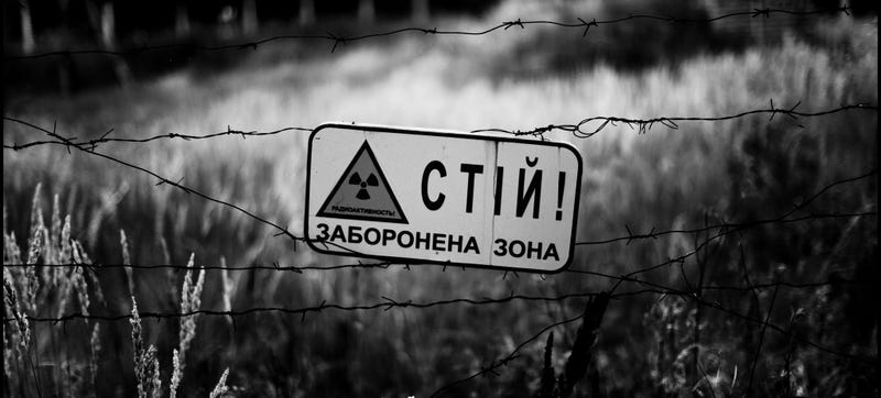 Illustration for article titled Ukrainian Wildfires May Bring Chernobyl's Radiation Back to Life