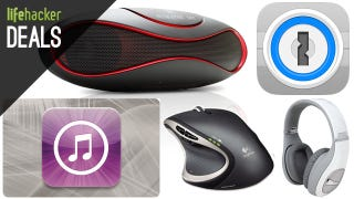 Illustration for article titled $100 iTunes Card for $75, Cleaner Water, Clearer Sound [Deals]