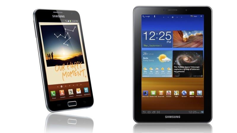 It's a Phone    It's a Tablet    It's Samsung's New Android