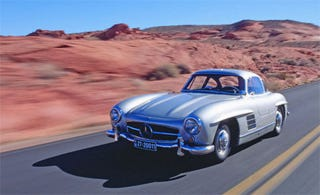 Illustration for article titled Mercedes-Benz 300 SL