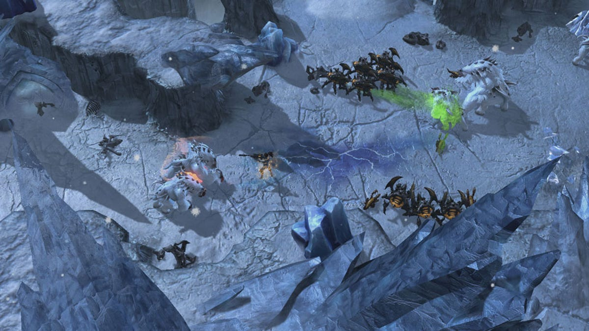 Hands On With StarCraft II: Heart of the Swarm's Campaign, Now With