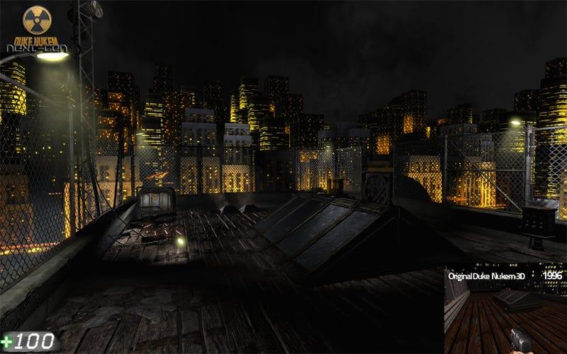 Illustration for article titled Duke Nukem Remake Receives Official Blessing From Duke's Developers