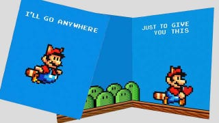 Illustration for article titled Roses are Red, Mario's Blue