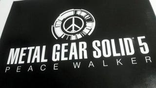 Illustration for article titled Metal Gear Solid Peace Walker Was Originally MGS5