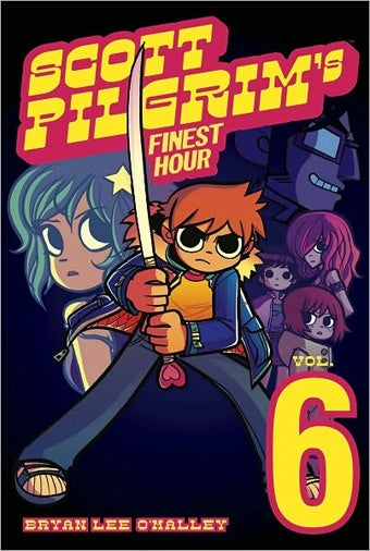 Illustration for article titled Scott Pilgrim's Epic Tale Comes To A Close