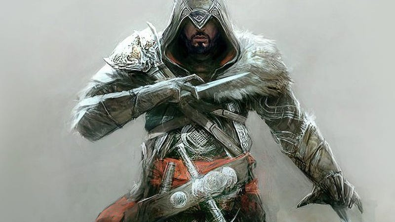 Illustration for article titled The Assassin's Creed 3DS Game is Dead (But Some Parts Live On!)