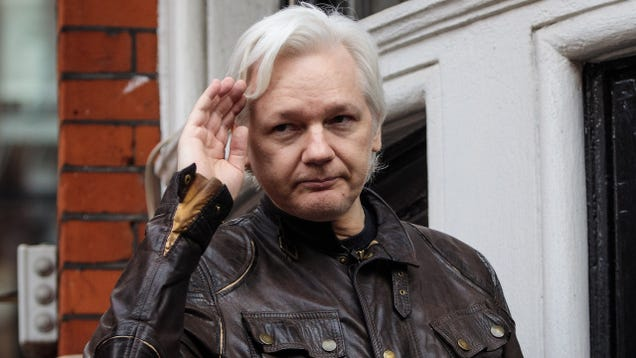 Julian Assange s Secret DMs to Donald Trump Jr. Are Somehow Dumber, Sadder Than You d Think