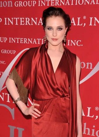 Illustration for article titled Evan Rachel Wood Gets Gucci; Noémie Lenoir Returns To Work