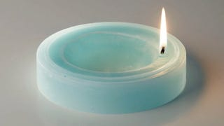 Illustration for article titled A Candle That Doubles As an Ashtray Makes Smoking Less Stinky