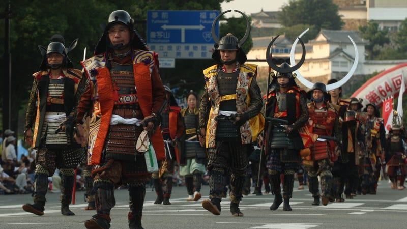 Illustration for article titled Netflix orders Game Of Thrones-esque samurai docu-drama