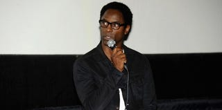 Isaiah Washington promotes his new film, Blue Caprice. (Kevin Winter/Getty Images)