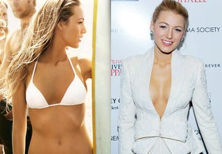 Illustration for article titled On The Matter Of Blake Lively's Breasts