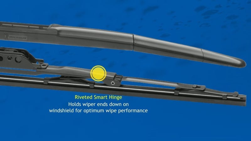 15% off Michelin Stealth Wiper Blades | Amazon