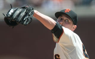 Illustration for article titled Tim Lincecum Diagnosed With Degenerative Hips