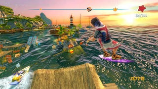 Illustration for article titled Wakeboarding HD, A Rare Wakeboarding Game, Goes To PSN