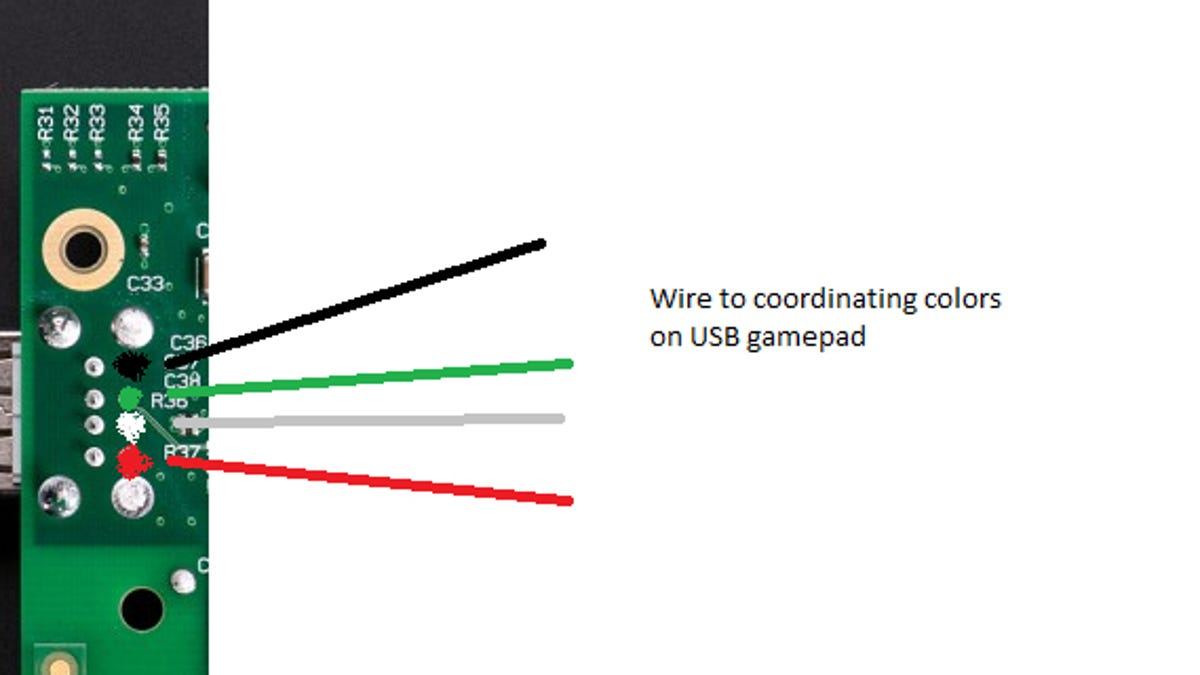 How to Build a Handheld, Raspberry Pi-Powered Game Console Usb To Ps Wiring Diagram Raspberry on ps2 pinout diagram, motherboard wiring-diagram, usb port wiring-diagram, usb keyboard wiring-diagram, ps2 to usb circuit,