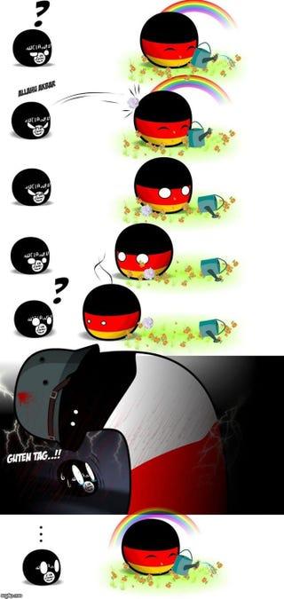 Illustration for article titled Guten Abend Oppo...