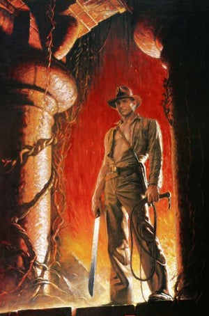 Illustration for article titled Indiana Jones And The Vagtastic Voyage