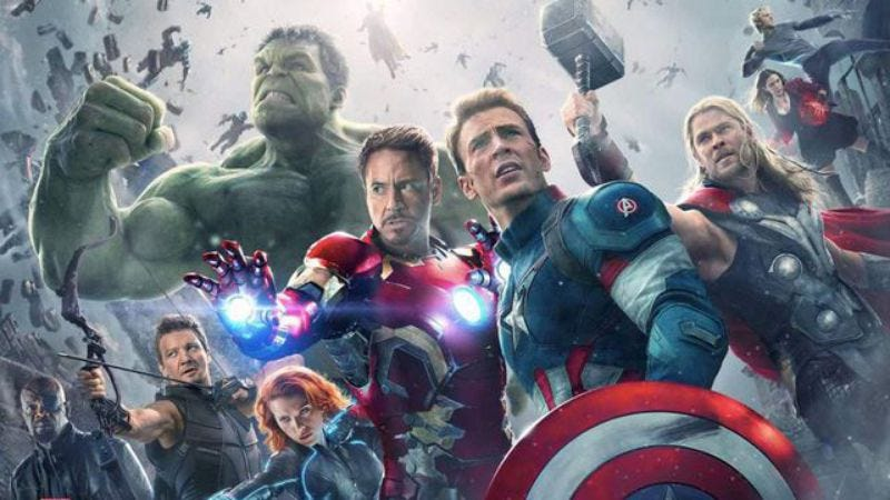 Illustration for article titled Marvel will never stop making movies, according to Disney CEO