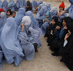 """Illustration for article titled Afghanistan Reviewing """"Legalized Rape"""" Law"""