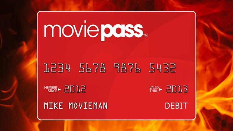 Illustration for article titled MoviePass Is Jacking Up Its Prices as It Tries to Survive