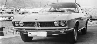 Illustration for article titled This Beautiful BMW Coupe Isn't A BMW