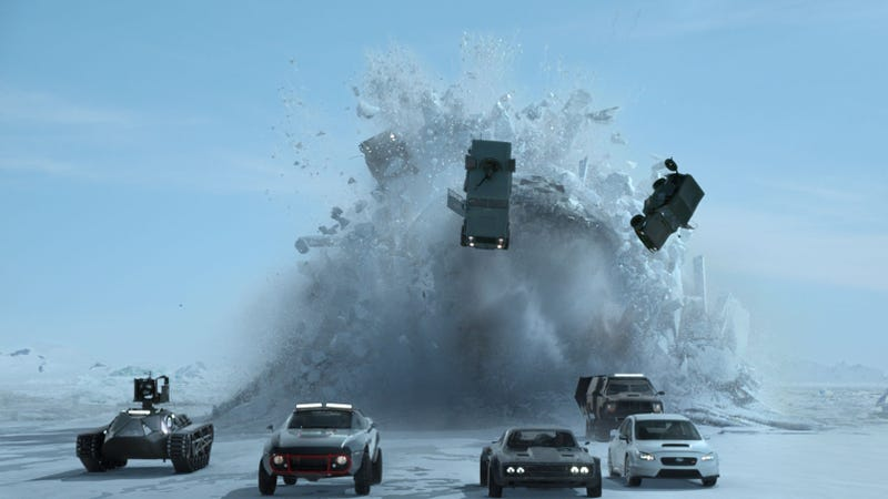 Fate Of The Furious (Photo: Universal Pictures)