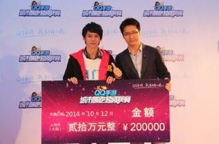 Illustration for article titled Endless Runner Nabs Gamer Over $3,000 In Prize Money