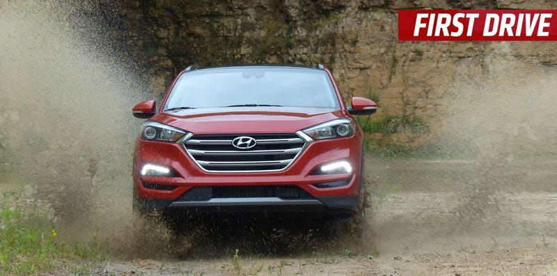 Illustration for article titled The 2016 Hyundai Tucson: It May Be Boring, But It's Damn Good