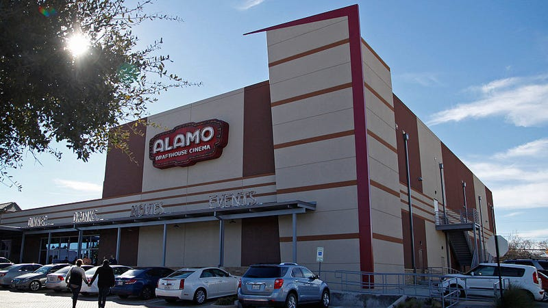 The website Birth.Movies.Death, where Devin Faraci was a film editor, is owned by movie theater chain Alamo Drafthouse. Image via Getty