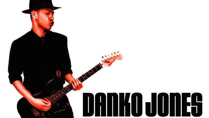 Illustration for article titled Danko Jones keeps its kiss-offs short, but not sweet