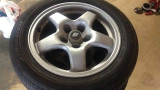 Guess what these wheels are from: