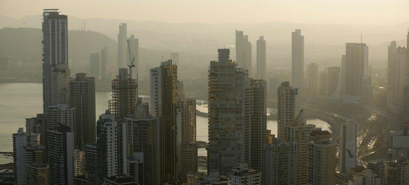 El skyline de Panamá / AP