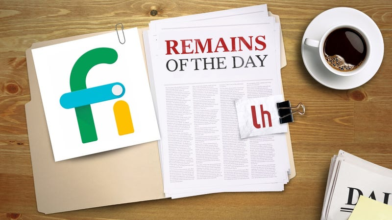 Illustration for article titled Remains of the Day: Google's Project Fi Gets More Coverage With US Cellular