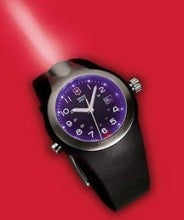 Illustration for article titled Swiss Army Night Vision Watch