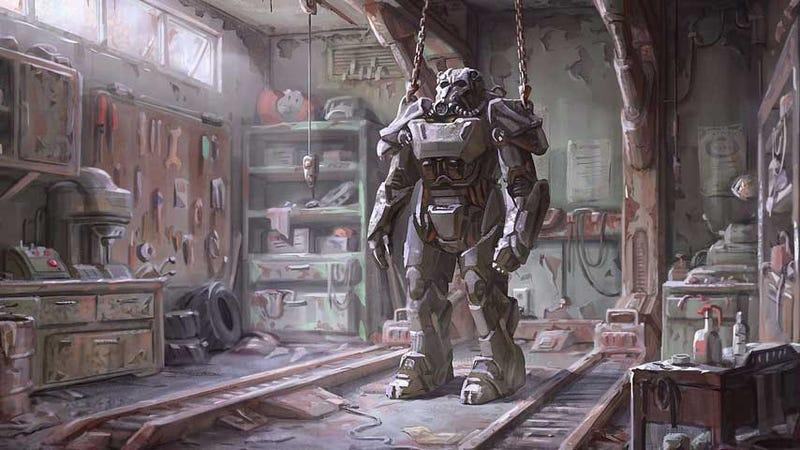 Illustration for article titled Un jugador encuentra todas las terminales en Fallout 4buscando el último secreto del juego