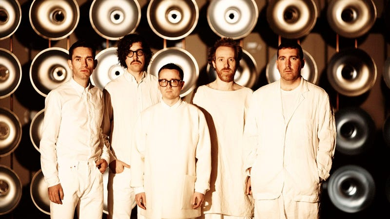 Illustration for article titled Hot Chip wants to be your late-night dance floor paramour
