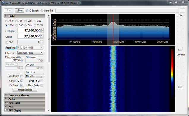 Use sdr as police scanner