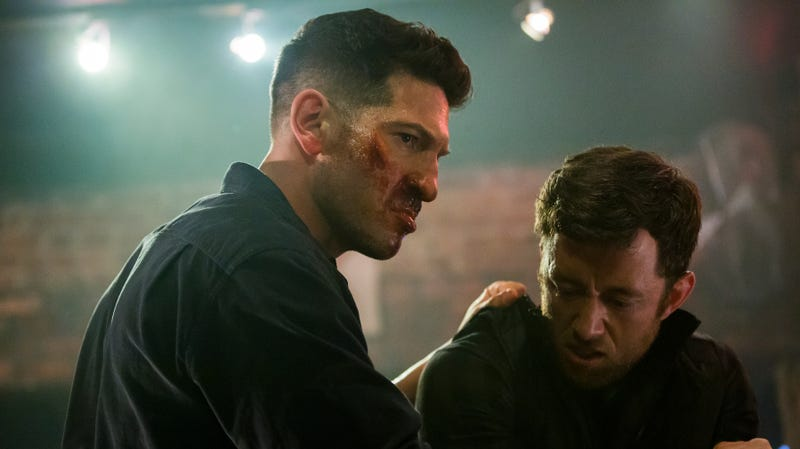 """Illustration for article titled Jon Bernthal says he's """"at peace"""" with the idea of The Punisherpotentially getting the axe"""