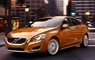 Illustration for article titled 2011 Volvo S60: How Do You Say Buick In Swedish?