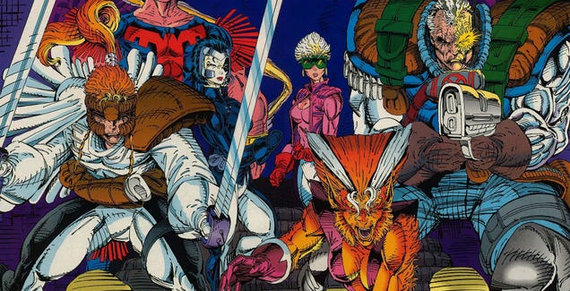 The X-Force Movie May Have a New Writer: Joe Carnahan
